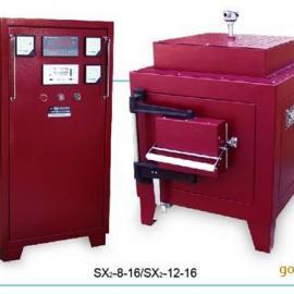 SX2-6-13箱式电阻炉/硅碳棒加热箱式电阻炉