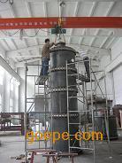 钢衬四氟吸收塔、钢衬塑填料塔、钢衬ETFE中和塔