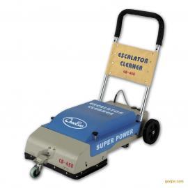 自动步梯清洁机-自动扶梯清洁机