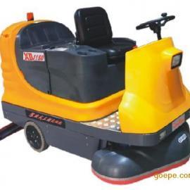 驾驶式洗地机-超宝驾驶式三刷洗地机
