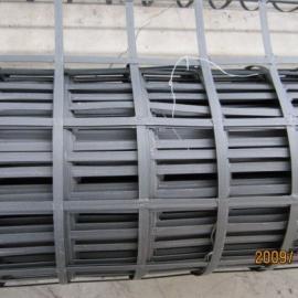 钢塑土工格栅最好的路基加固材料