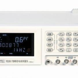 YD-2617B常州扬子精密电容测量仪YD2617B