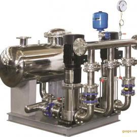 水,流进心里,郑州全自动变频供水设备-箱式无负压供水设备