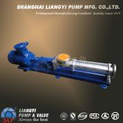 G70-1|FG70-1螺杆泵|无级调速螺杆泵|浓浆泵
