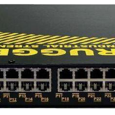 罗杰康交换机带4模千兆上联端口