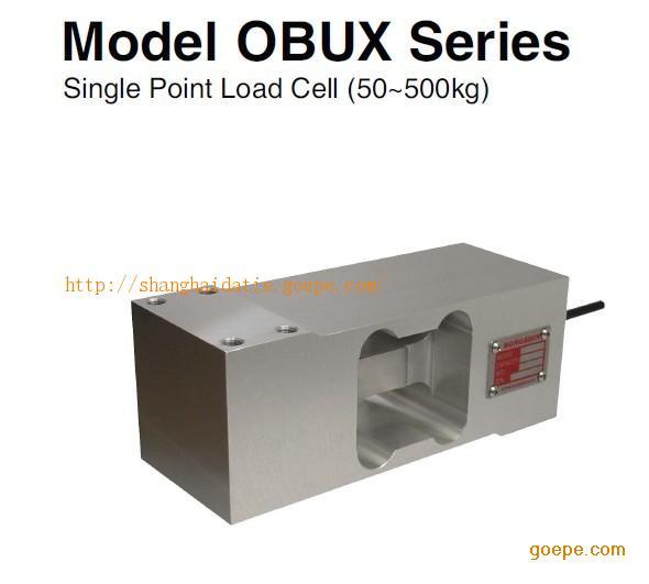 韩国BONGSHIN传感器-OBUX-100称重传感器