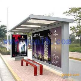 公交站台pc耐力板.公交站亭站牌耐力板
