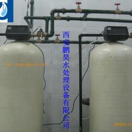 天然气供暖锅炉软化水处理设备多路阀
