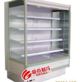 超市结实耐用冷藏展示柜