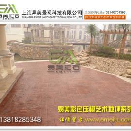 压膜地坪,上海压膜地坪,压膜模具