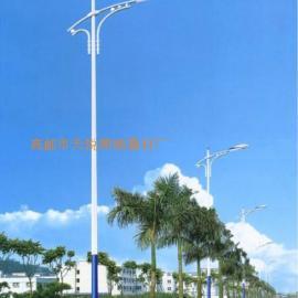 供应9米路灯杆/9米单臂路灯杆/9米双臂路灯杆