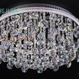 现代简约风格LED水晶灯 36W K9水晶