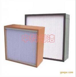 重庆有隔板高效空气过滤器