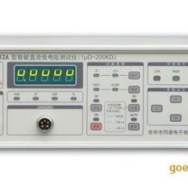 TH-2512A常州同惠直流低电阻测试仪TH2512A