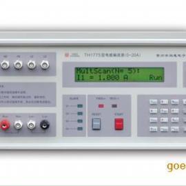 TH-1775常州同惠直流偏置电流源TH1775