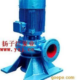 WL型直立式排污泵 直立式无堵塞排污泵