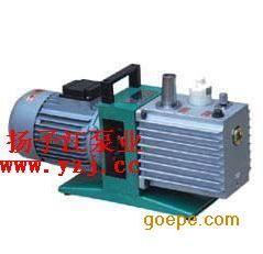 2XZ双级旋片式真空泵,旋片式真空泵,双级真空泵,直联式真空泵,油�