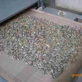 微波瓜子干燥杀菌机|坚果干燥烘干熟化杀菌设备干燥杀菌设备
