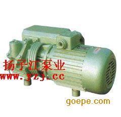 XD型系列旋片式真空泵,单级真空泵,卧式真空泵