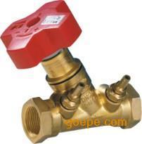 SP15F黄铜内螺纹数字锁定平衡阀