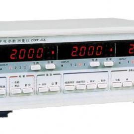 青岛青智三相电参数测量仪8903F功率表
