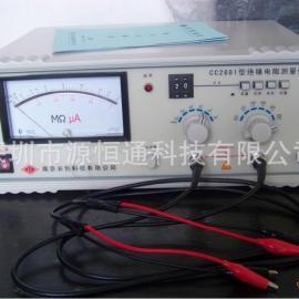 CC-2681南京长创绝缘电阻测试仪CC2681