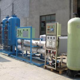 单晶硅,多晶硅超纯水设备 工业蒸馏水设备
