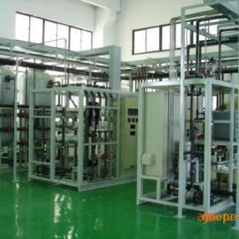 二级反渗透+EDI超纯水系统