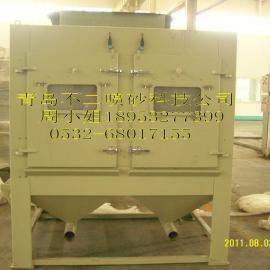 青岛移动式的喷砂机,不二手动喷砂机 手动环保型喷砂机