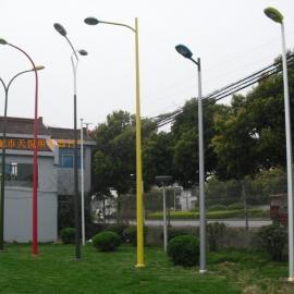 供应呼和浩特路灯杆/包头路灯杆