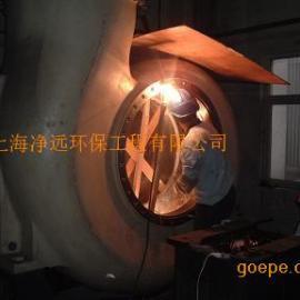 强大泵壳防腐