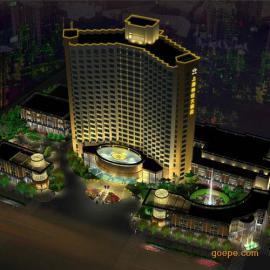 郑州楼体亮化工程|郑州酒店亮化工程|郑州夜景亮化工程