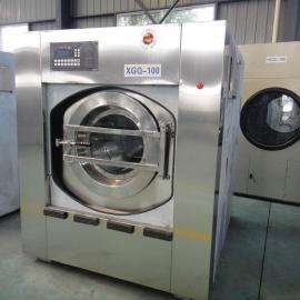 成套洗衣房设备价格,100公斤全自动水洗机价格