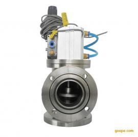 供应进口供应气动超真空GD-100挡板阀