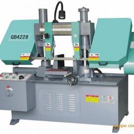 带锯床GB4228|卧式带锯床操作|实用型带锯床