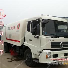 东风天锦多功能大型扫地车|大型扫路车|大型垃圾清扫车图片