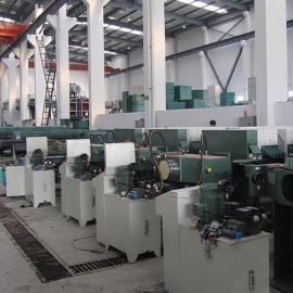 杭州金龙自动拉板压滤机,自动拉板,九龙过滤