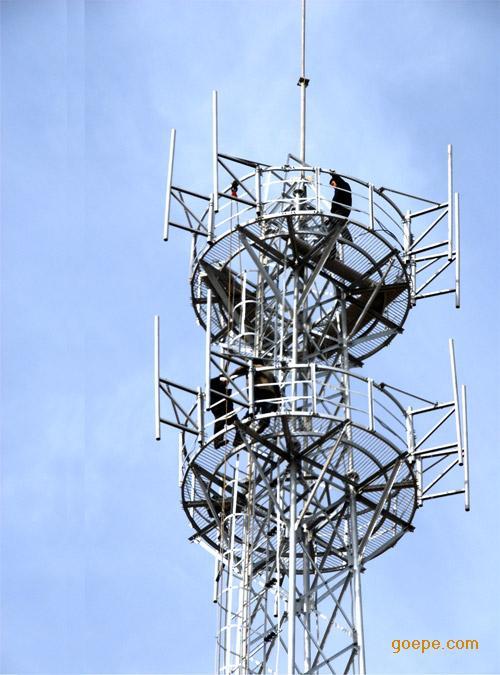 电力塔,移动通信塔,信号塔油漆防腐施工