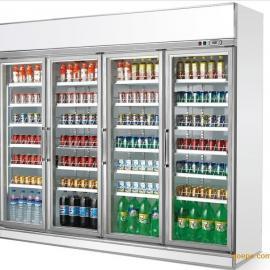供应武汉可多便利店冰箱/保鲜饮料柜/冷藏水柜图片