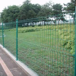 绿化带护栏网,花池隔离网,草坪围栏网,种植园防护网