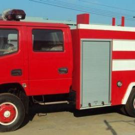 专业品质东风金霸水罐消防车生产厂家