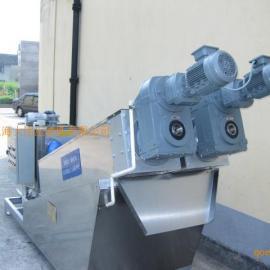 上海大团环保供应不锈钢叠螺污泥脱水机