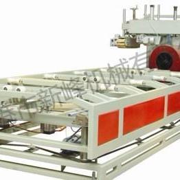 SGK系列塑料管材扩口机(半自动)(φ63-φ250)