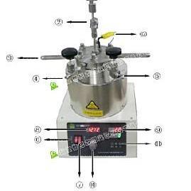 100ml催化反应微型反应釜