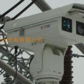 红外热像双视智能监控系统CK350-VW