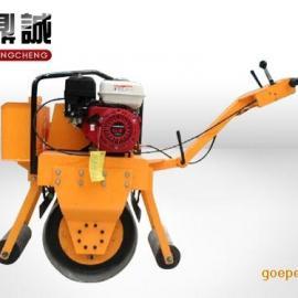全国手扶单轮压路机制造商DC18B小型压路机
