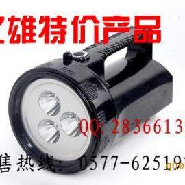 CH368B高亮度LED探照灯 充电式探照灯 强光远射灯