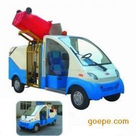 电动多功能吊桶车 电动挂桶垃圾车 小型挂桶垃圾车厂家