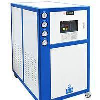 风冷冷油机,水冷式冷油机,壳管式冷水机