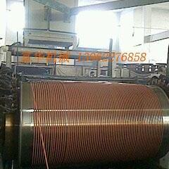 铜包钢线镀铜机设备